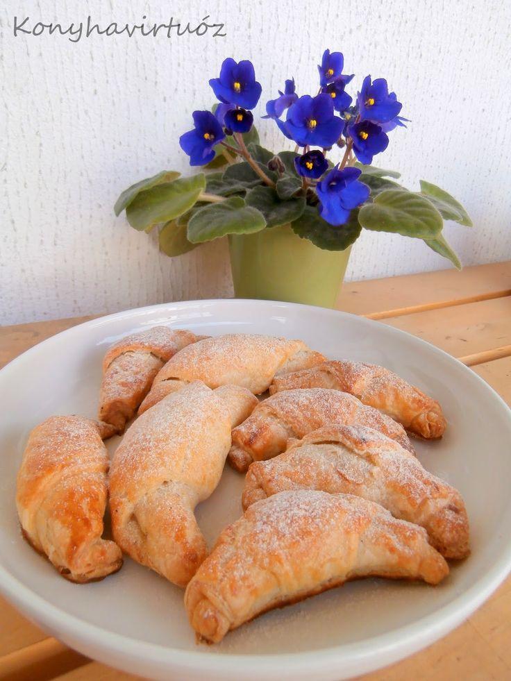 Konyhavirtuóz: Csokis croissant Nigella módra