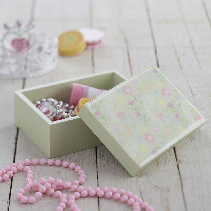 Childrens Jewellery Box