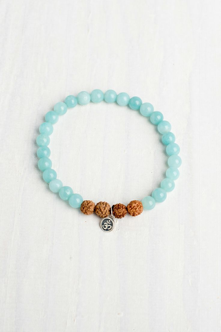 I Am Adventurous: Amazonite // #malacollective #malabeads