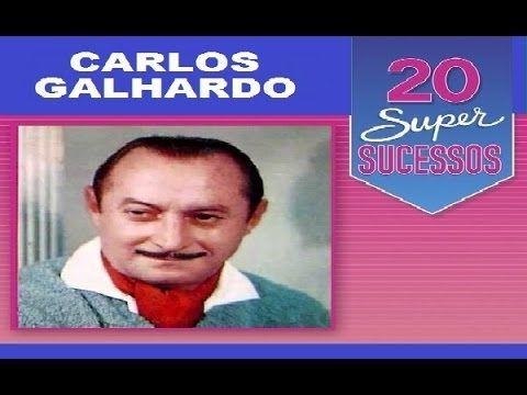 Carlos Galhardo -  20 Super Sucessos - Completo