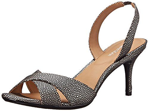 Calvin Klein Women's Lucette Dress Sandal
