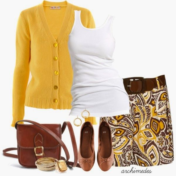 Casual Outfit: Fashion Outfit, Summer Outfit, Skirts, Casual Work Outfit, Sunny Mondays, Fashionista Trends, Fall Outfit, Casual Outfits, Spring Outfit