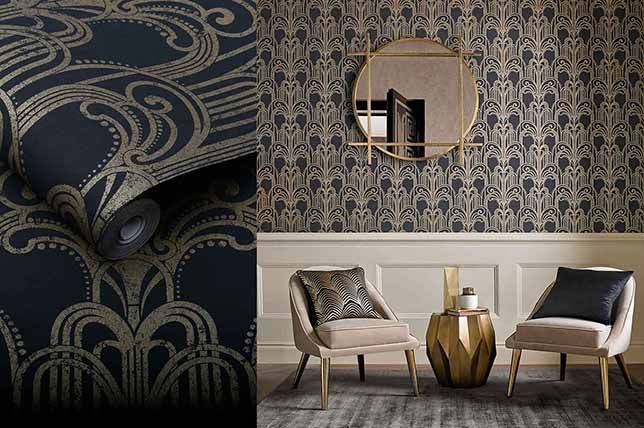 The Best Interior Design Trends For 2019 Décor Aid Wallpaper Interior Design Traditional Interior Design Best Interior Design