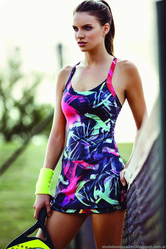 Admit One primavera verano 2015, moda en indumentaria deportiva primavera verano 2015.
