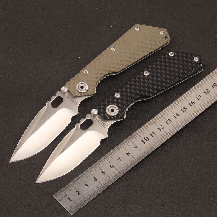 Wizard STRIDER ST-02 Folding Knife 8Cr13Mov Blade Outdoor Survival Camping Pocket Knife(China (Mainland))