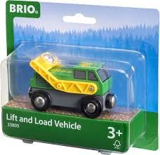 Swivel Loading Engine  brio 33809