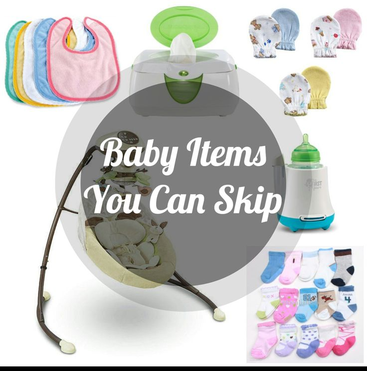 Baby Items You Can Skip