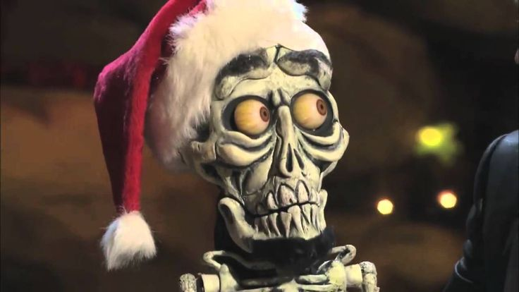 Achmed is Santa - Jeff Dunham---An extended clip from Jeff Dunham's Very Special Christmas Special. This one features Achmed the Dead Terrorist...disguised as Santa Claus.