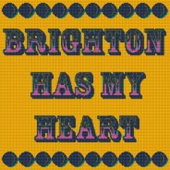 My Heart - tapestry kit by Tina Francis