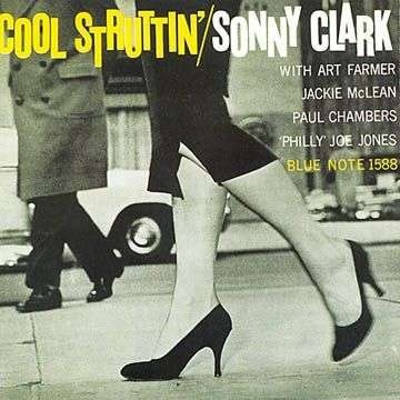 Cool Struttin' Sonny Clark, Blue Note record