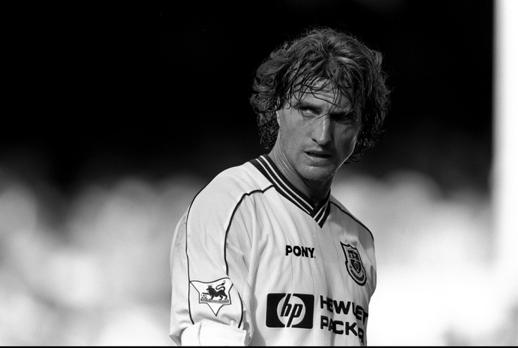 About a (Play)boy. David Ginola, il francese più amato dalle inglesi