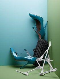 Vanessa Giudici _ Ph Philippe Lacombe  Amica magazine