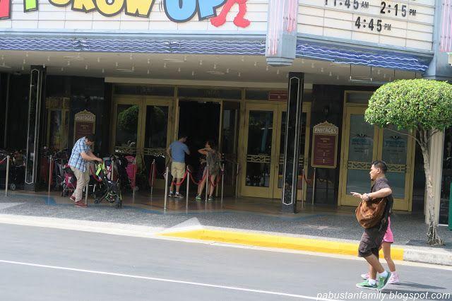 Universal Studio Singapore: Universal Studio Singapore New York Zone
