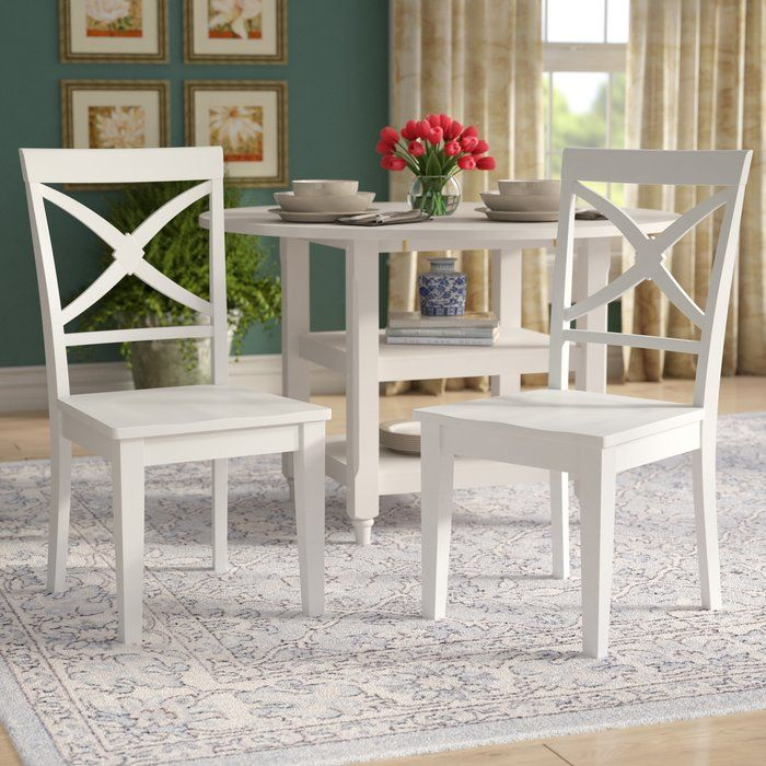 Andover Mills Pomerleau Solid Wood Dining Chair Reviews Wayfair Dining Chairs Solid Wood Dining Chairs Wooden Dining Chairs