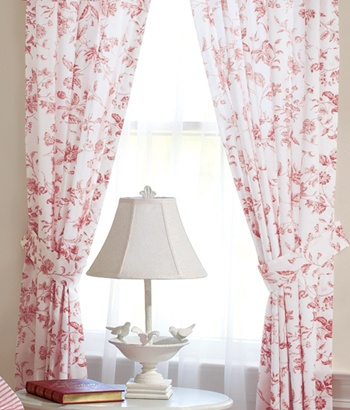 excellent red de gorgeous curtains book jouy near black best ideas decorating in hutch bedroom toile inspirations