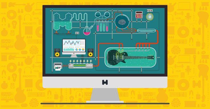 Promuoviamo la tua #musica con la #creatività delle #idee e l' #innovazione della #rete. Una nuova #comunicazione a supporto del tuo #progetto. #creative #design #website #homepage