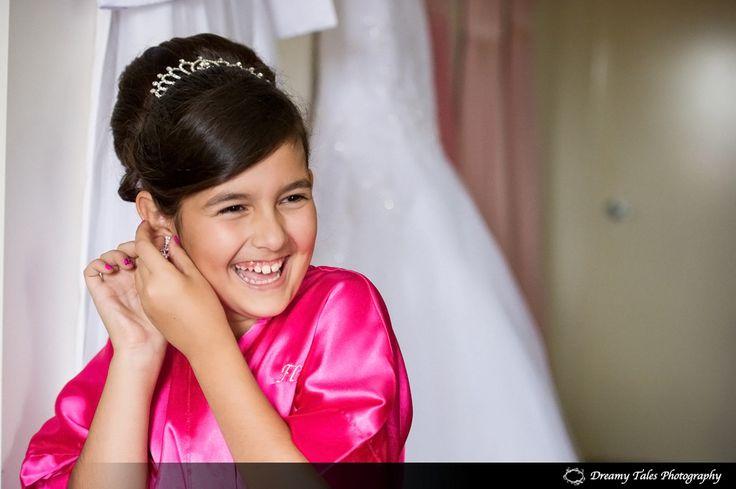 Wedding Photography- Flower Girl