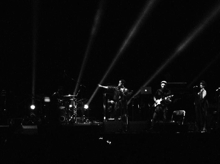 Lauryn Hill en Cruïlla 11/07/2015