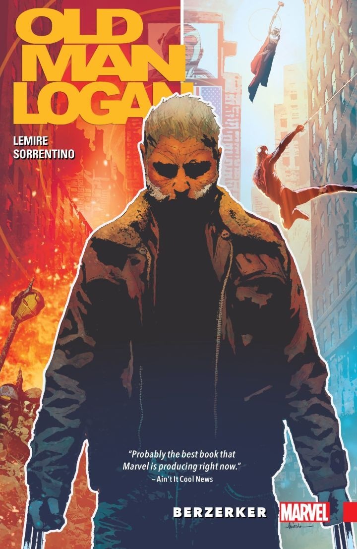 Old Man Logan Comic Book Reading Guide  Get to know Wolverine's grumpy self from the distant future.<p>By Joshua Yehl<p>With the movie Logan featuring an aged Wolverine, you may have heard talk …  http://www.ign.com/articles/2017/02/23/old-man-logan-comic-book-reading-guide
