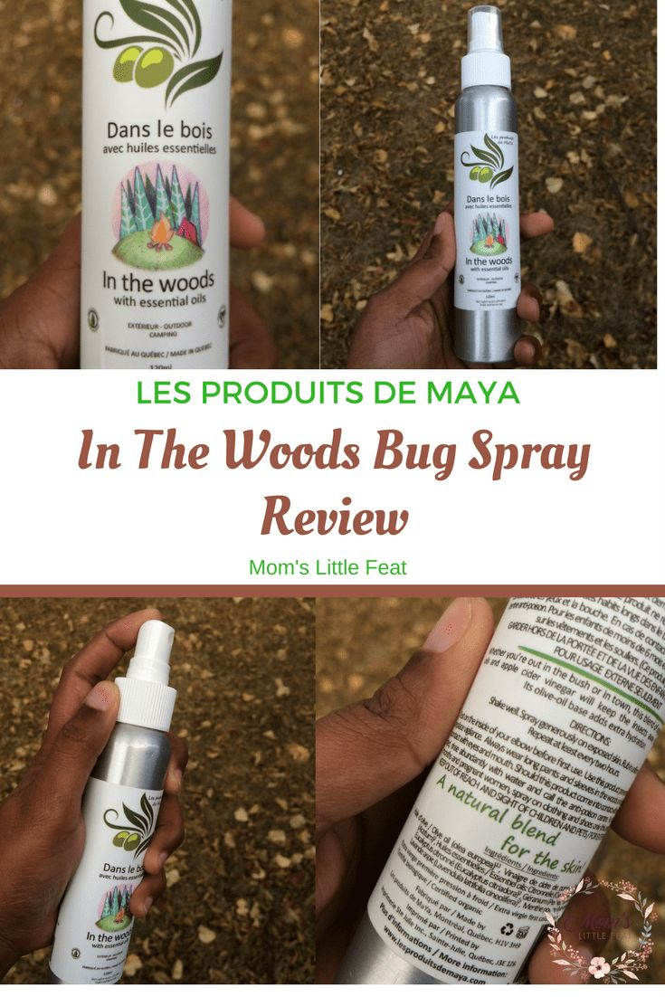 Les Produits De Maya bug spray review