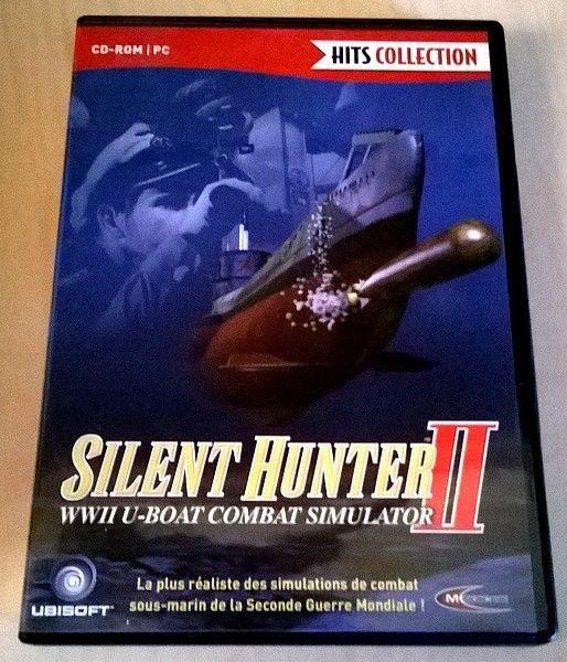 Hit collection - Jeu Vidéo PC - SILENT HUNTER II