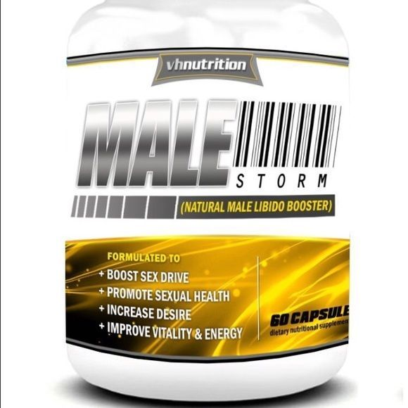 Male enhancement supplements MaleStorm is a 100% natural, potent libido enhancing supplement for men. This male libido booster helps provide increased sexual desire, promotes blood flow and energy, and may help improve testosterone leading to a healthy libido. The pill format allows you to be ready within 4 hours of your desired sexual encounter. Used Daily it can boost energy levels, help modulate hormone balance, improve mood, and stimulate the desire for sex. Other Females suffering from…