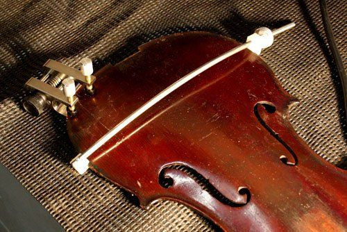 Garini violin repair