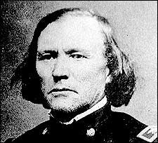 Kit Carson, born Christmas Eve 1809, was a trapper, scout, Indian agent, soldier and authentic legend of the West.