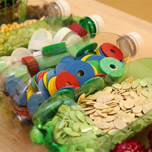"""Loose parts """"can often be had for free, and they offer a bonus: they encourage you to reuse, renew, and recycle,"""" write Lisa Daly and Miriam Beloglovsky.In this age of standards and scripted curriculum where do loose parts fit in? Everywhere! Read more."""