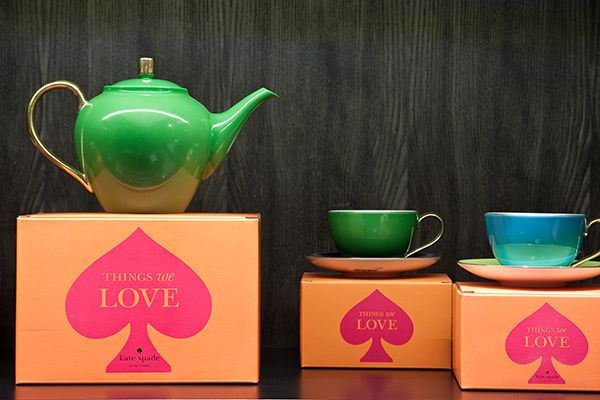 OMG! why do I not own this!? Kate Spade Homeware