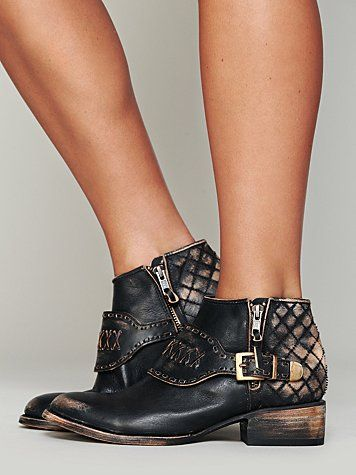 Luxton Ankle Boot + Free People