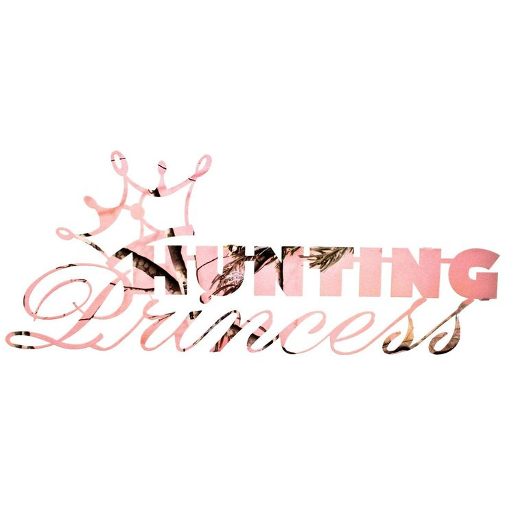 LaZart® Hunting Princess Wall Art makes a great gift for the Camo Bride or great decoration for bridal shower or wedding.