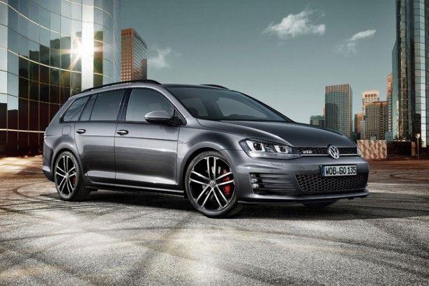 CARS - Volkswagen Golf GTD SW : pour les papas pressés ! - http://lesvoitures.fr/volkswagen-golf-gtd-sw/