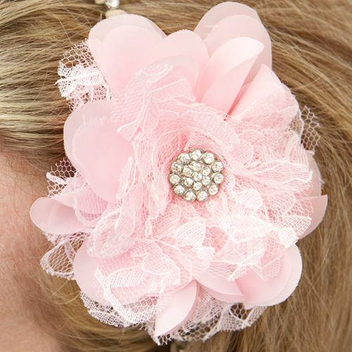 Flower Headband Tutorial: 1000+ Ideas About Flower Headband Tutorial On Pinterest