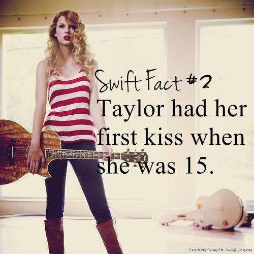 Taylor Swift Fact 2