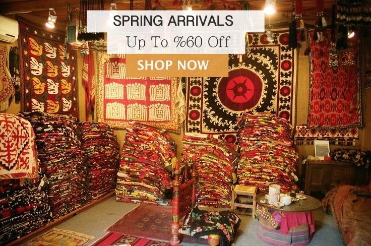 Everything you need from Grand Bazaar Istanbul is now available online! Visit www.grandbazaarshopping.com for hundreds of unique Turkish Handcrafts!
