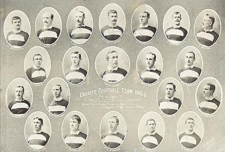 CARDIFF FOOTBALL CLUB, 1905/06