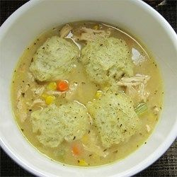 Chicken Stew with Dumplings - Allrecipes.com