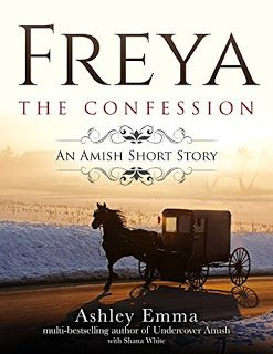 Freya: The Confession: An Amish Short Story of Hope and Forgiveness (The Freya Series Book 2)  #books, #book, #amreading, #authors, #writers, #newbook   https://www.amazon.com/dp/B076PQF5FS     Two years ago, Freya Wilson accidentally hit an Amish man with her car, killing him instantly. She left him and drove away, terrified her violent ex would locate her using his police connections if she turned herself in.Adam Lapp, the...  http://sharegoblin.com/fre