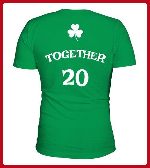 St Patrick Day Couple Shirts Limited Edition - St patricks day shirts (*Partner-Link)