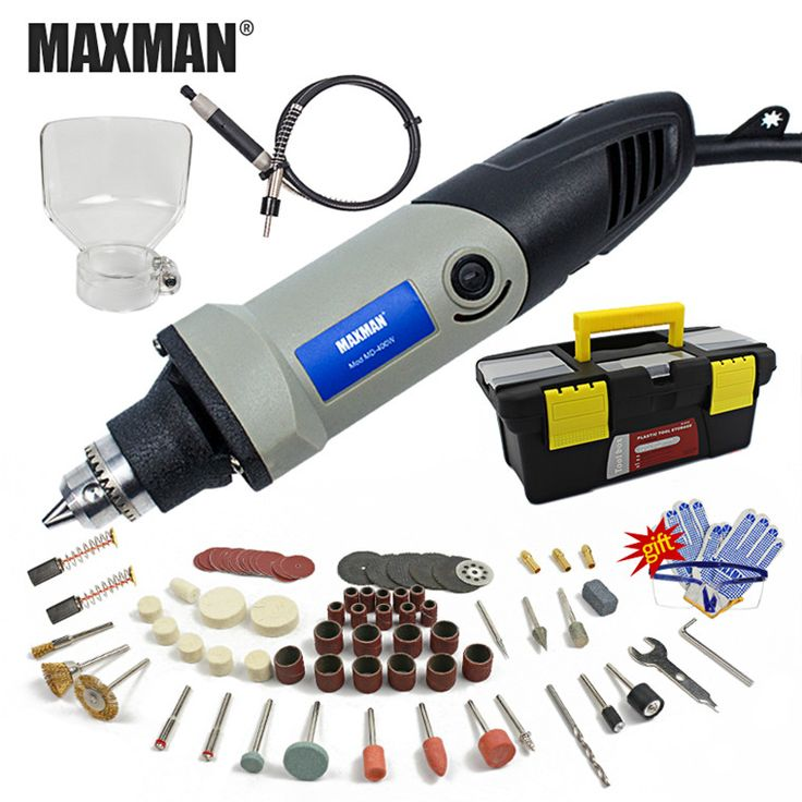 Compare Discount MAXMAN 220V/110V Electric Mini Die Grinder Dremel Tool 0.6~6.5mm Chuck Variable Speed Rotary Tool DIY Multi Power Tools #MAXMAN #220V/110V #Electric #Mini #Grinder #Dremel #Tool #0.6~6.5mm #Chuck #Variable #Speed #Rotary #Multi #Power #Tools