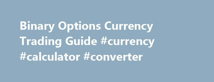 Exchange traded currency options