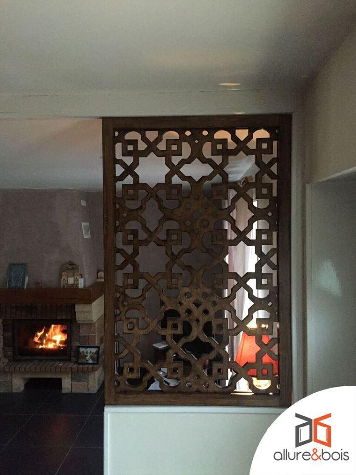 48 best images about claustra en bois on pinterest home. Black Bedroom Furniture Sets. Home Design Ideas