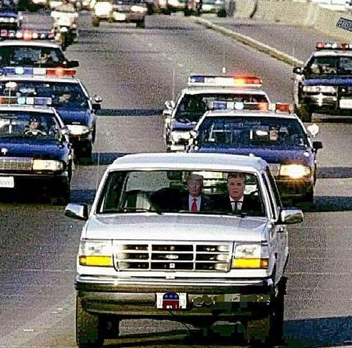 Oh This Is Funny Ford Bronco Bronco Crime Family