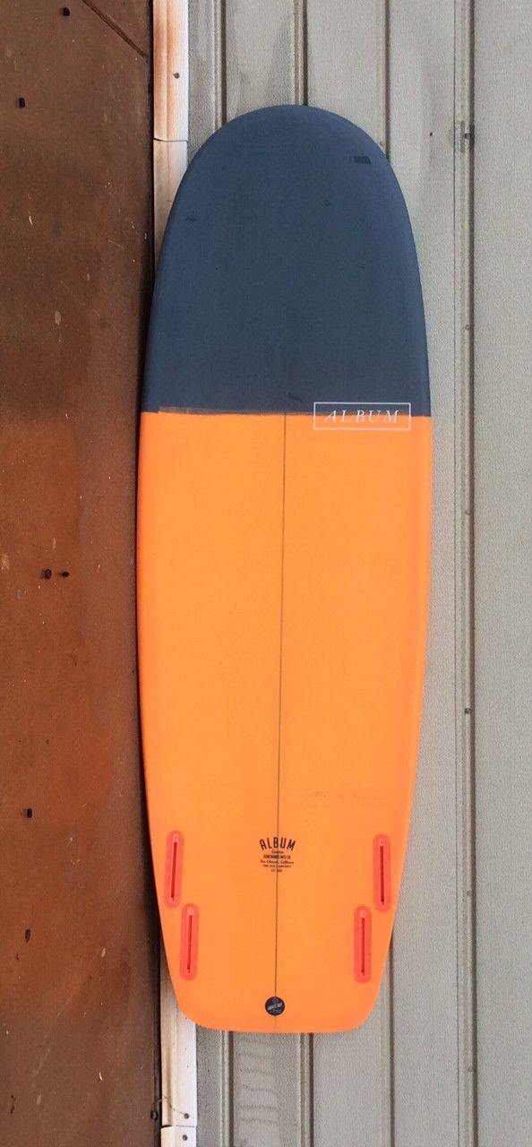 "5'10"" SLX - Album Surfboards"