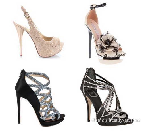 Босоножки или туфли для выпускного
