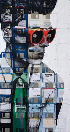 Nick Gentry - Street Art