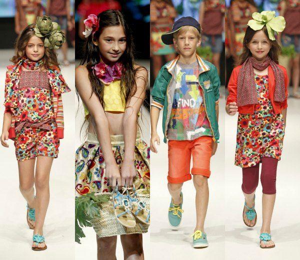 Cinco tendencias clave para vestir a los más pequeños de la casa esta primavera-verano