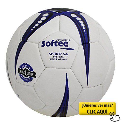 Softee - Balón Fútbol Sala 'Spider 54' Limited... #balon #sala
