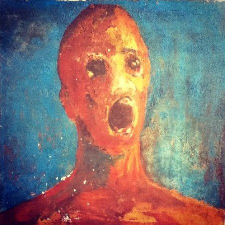 The Anguished Man. A painting owned by Sean Robinson who keeps it locked in his basement.  The artist is said to have mixed his blood with the paint, and killed himself shortly after completing it. The painting causes the hearing of voices and crying, seeing the shadowy figure of a man in the house, slamming doors, rising smoke, the painting falling from the wall, and accidents and injuries. Some of these phenomena have been captured on tape.